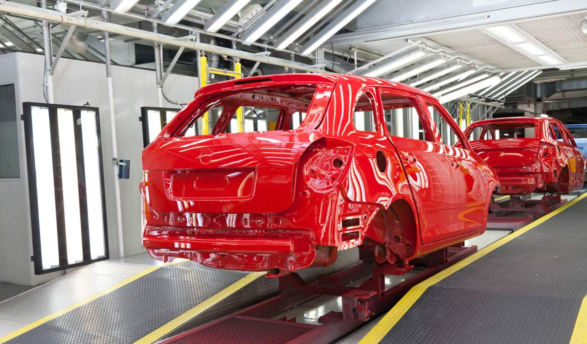 VW Werkstatt